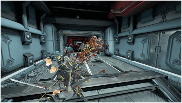Warframe Control Module – The most efficient way to farm resources is with a warframe.