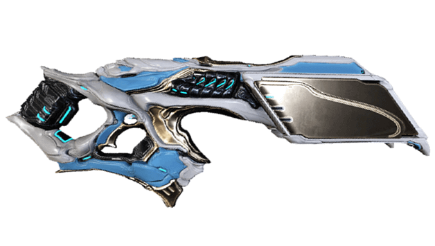Warframe Acceltra Weapon