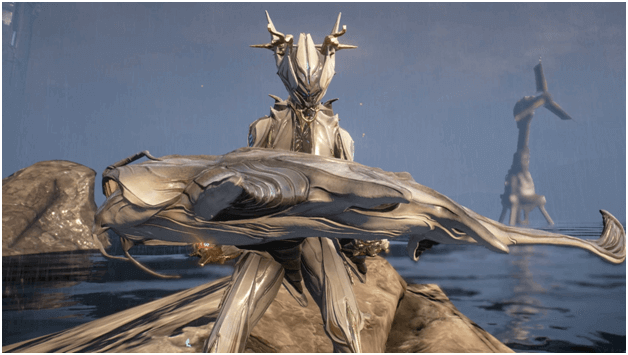 Warframe Fishing