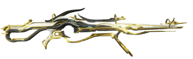 Warframe Vectis Prime Weapon
