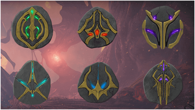 Warframe Entrati Family Tokens
